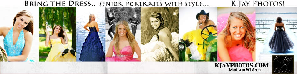 Madison Photographer, Senior picture tips what to wear during your senior portrait session.  K Jay Photography, Madison Wisconsin
