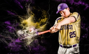 Baseball High School Senior Pictures by K Jay Photos Photography