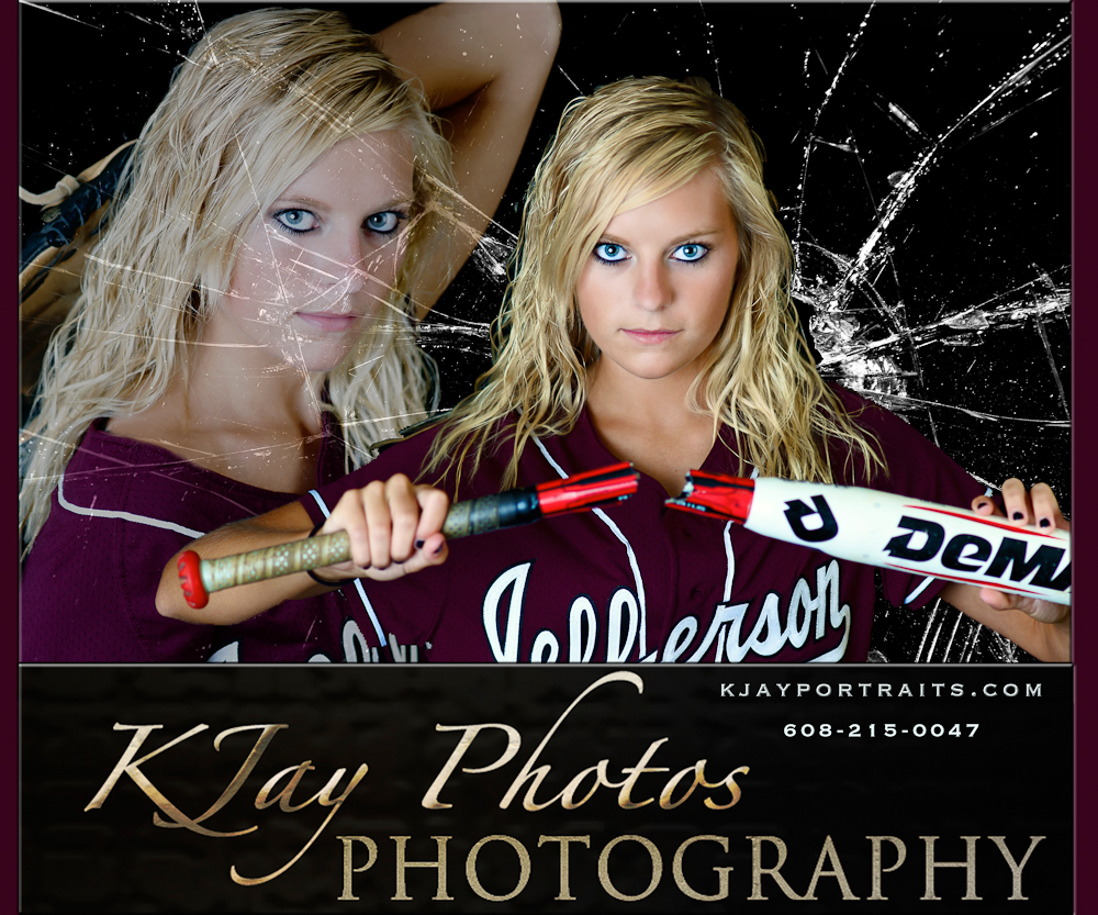 Creative softball pictures