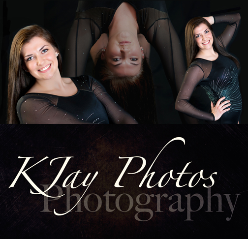 Gymnast Senior Portraits Sports Photography by KJay Photos. Senior Pictures that rock!