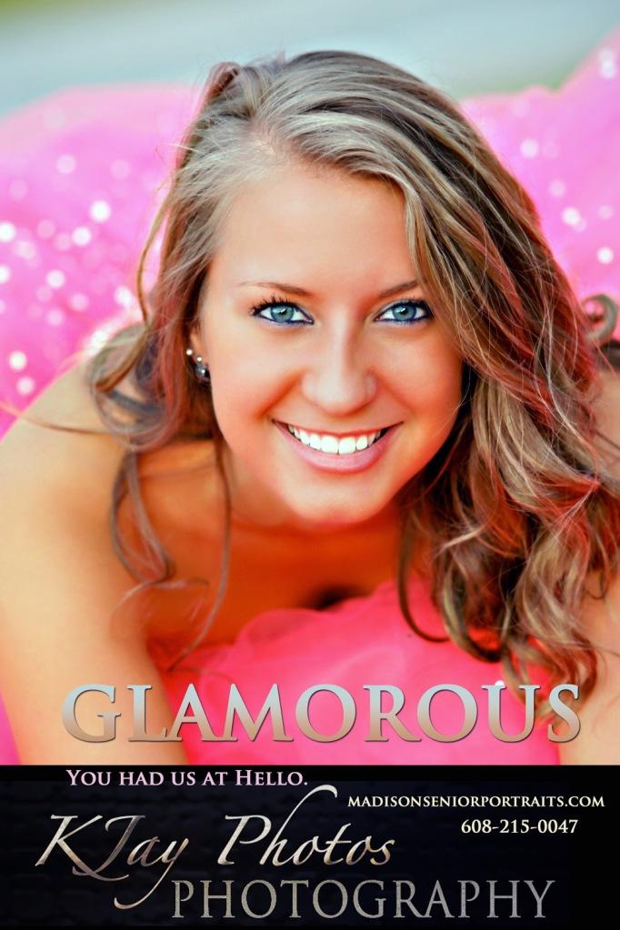 Prom Dress Senior Pictures
