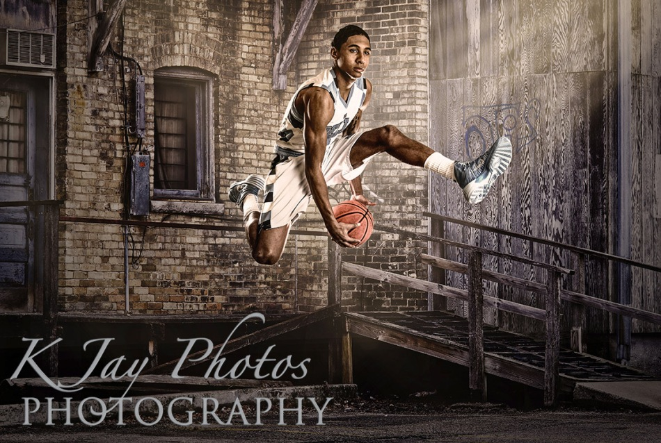 Basketball High School Senior Pictures Basketball Player