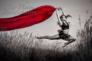 High School Senior Pictures for Dancers