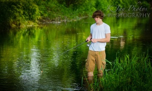 Fisherman High School Senior PIctures