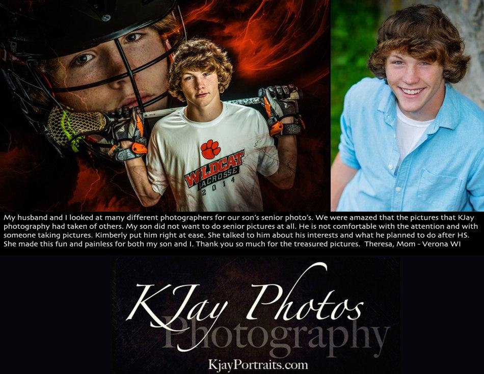 KJay Photos Review. Madison WI Photographer.